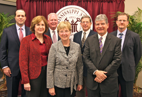 2012 Distinguished Fellows