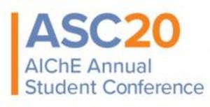ASC20 AIChE Annual Student Conference
