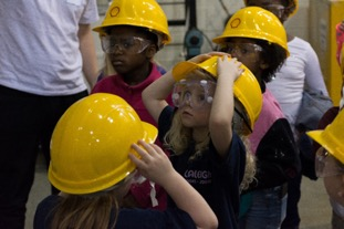 Girl Scouts Engineering Day AIChE